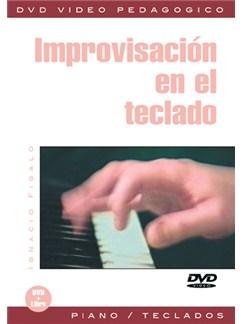 Improvisación en el Teclado DVDs / Videos | Keyboard