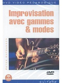 Improvisation Avec Gammes et Modes DVDs / Videos | Guitar