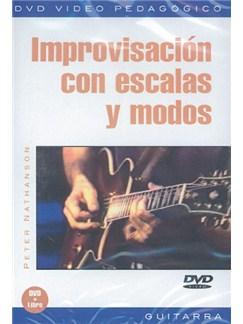 Improvisación Con Escalas y Modos DVDs / Videos | Guitar