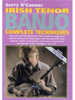 Irish Tenor Banjo - Complete Techniques DVDs / Videos | Banjo