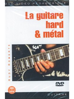 Guitare Hard & Metal (La) DVDs / Videos | Guitar