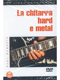 Chitarra Hard e Metal (La) DVDs / Videos | Guitar