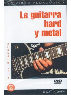 Guitarra Hard y Metal (La) DVDs / Videos | Guitar