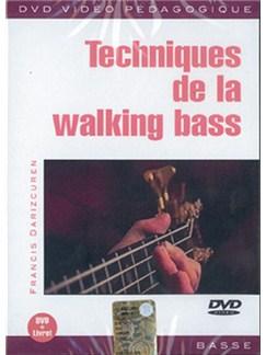 Techniques de la Walking Bass DVDs / Videos | Bass Guitar