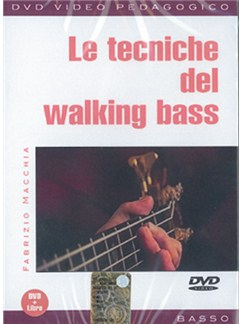 Tecniche del Walking Bass DVDs / Videos | Bass Guitar