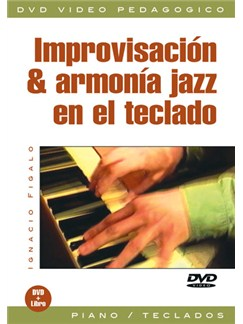 Improvisación & Armonía Jazz En El Teclado DVDs / Videos | Keyboard