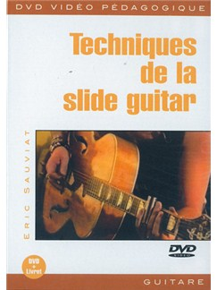 Techniques de la Slide Guitar DVDs / Videos | Guitar