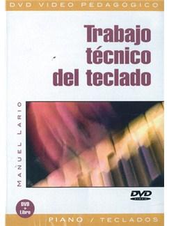 Trabajo Técnico Del Teclado DVDs / Videos | Piano