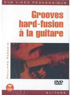 Grooves Hard-Fusion à la Guitare DVDs / Videos | Guitar