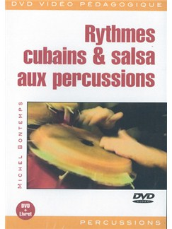 Rytmes Cubains & Salsa aux Percussions DVDs / Videos | Percussion
