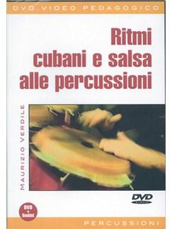 Ritmi Cubani e Salsa Alle Percussioni DVDs / Videos | Percussion