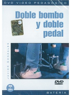 Doble Bombo y Doble Pedal DVDs / Videos | Drums