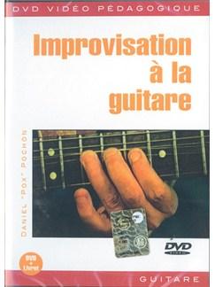 Improvisation à la Guitare DVDs / Videos | Guitar