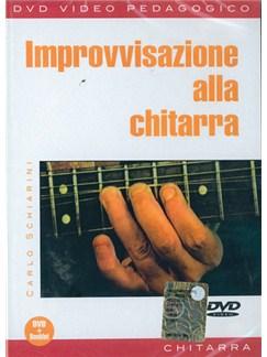 Improvvisazione alla Chitarra DVDs / Videos   Guitar
