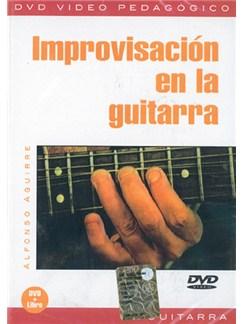 Improvisación en la Guitarra DVDs / Videos | Guitar