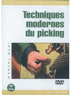 Techniques Modernes du Picking DVDs / Videos | Guitar