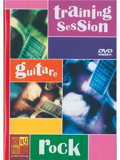 Training Session, Guitare Rock DVDs / Videos | Guitar