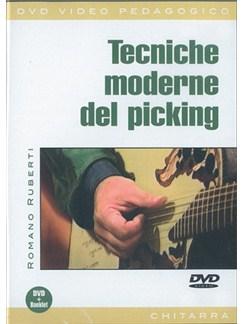 Tecniche Moderne del Picking DVDs / Videos | Guitar