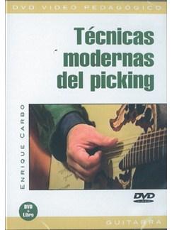 Técnicas Modernas del Picking DVDs / Videos | Guitar