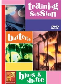 Batterie Blues & Shuffle DVDs / Videos | Drums