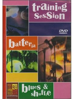 Batteria Blues & Shuffle DVDs / Videos | Drums