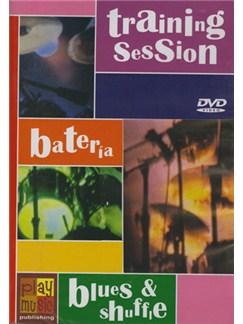 Bateria Blues & Shuffle DVDs / Videos | Drums