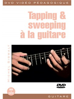 Tapping & Sweeping DVDs / Videos | Guitar