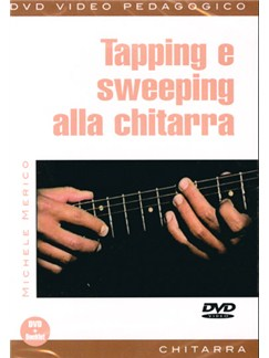 Tapping e Sweeping alla Chitarra DVDs / Videos | Guitar