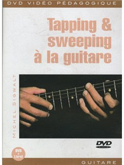 Tapping y Sweeping en la Guitarra DVDs / Videos | Guitar
