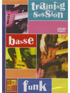 Training Session, Basse Funk DVDs / Videos | Bass Guitar