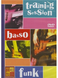 Training Session - Basso Funk DVDs / Videos | Bass Guitar