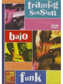 Training Session - Bajo Funk DVDs / Videos | Bass Guitar