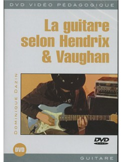 Guitare Selon Hendrix & Vaughan (La) DVDs / Videos | Guitar