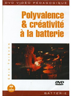 Polyvalence & Créivité à la Batterie DVDs / Videos | Drums