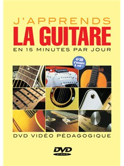 J'apprends la Guitare en 15 Minutes par Jour DVDs / Videos | Guitar