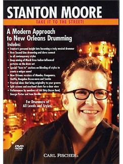Stanton Moore: A Modern Approach To New Orleans Drumming DVDs / Videos | Drums