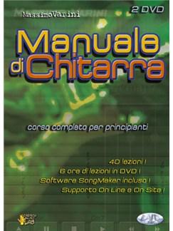 Manuale Di Chitarra (2 DVD) DVDs / Videos | Guitar