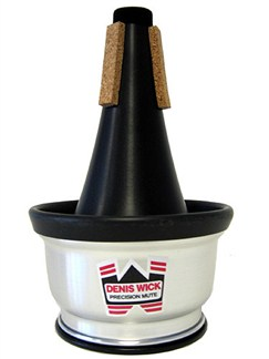 Denis Wick: 5531 Trumpet Cup Mute  | Trumpet or Cornet
