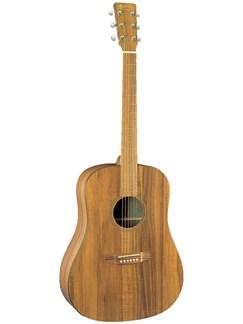 Martin: DXK2AE Koa Dreadnought Electro-Acoustic Guitar Instruments | Electro-Acoustic Guitar