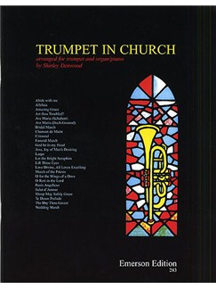 Trumpet In Church Books | Trumpet, Piano Accompaniment