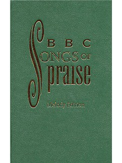 BBC Songs Of Praise (Melody Edition) Books | Voice