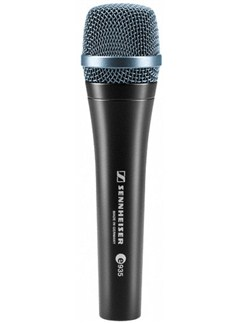Sennheiser: e 935 Dynamic Cardioid Vocal Microphone  |