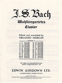 J.S. Bach: Prelude And Fugue No.11 In F Major Book 1 Bmv 856 Books | Piano