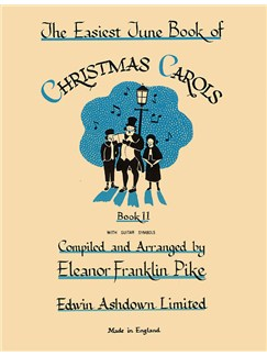 The Easiest Tune Book Of Christmas Carols Book 2 Books | Piano
