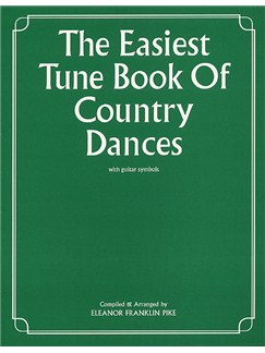The Easiest Tune Book Of Country Dances Books | Piano with guitar chord symbols