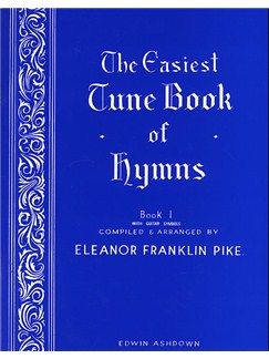 The Easiest Tune Book Of Hymns Book 1 Books | Piano and Voice, with Guitar chord symbols