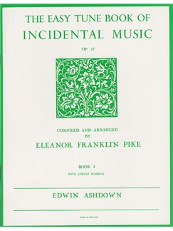 The Easy Tune Book Of Incidental Music Book 1 Libro | Piano y Guitarra
