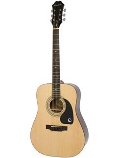 Epiphone: DR-100 (Natural) Instruments | Acoustic Guitar