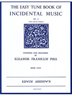 The Easiest Tune Book Of Incidental Music Book 2 Books | Piano (with Chord Symbols)