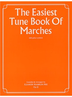 The Easiest Tune Book Of Marches Libro |